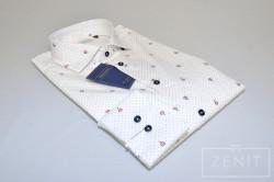 Camicia puro cotone - collo FMR