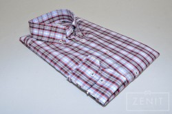 Camicia puro cotone - Collo B01 botton down