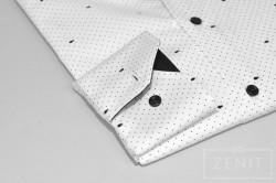 Camicia puro cotone - Particolare Mod. Bart