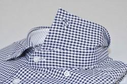 Camicia puro cotone - Particolare collo FMR piccolo