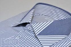 Camicia puro cotone - Particolare Mod. M02