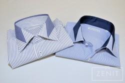 Camicia puro cotone - Particolare collo M02